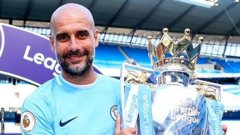 Pep Guardiola: Premier League is 'toughest' to win says Man City boss