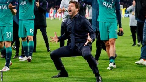 Mauricio Pochettino: I would be stupid to stay with no plan, says Tottenham manager
