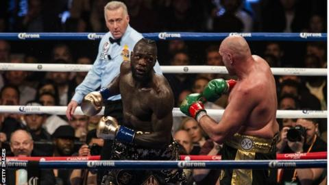 Deontay Wilder: WBC champion defends comments he wants to kill an opponent