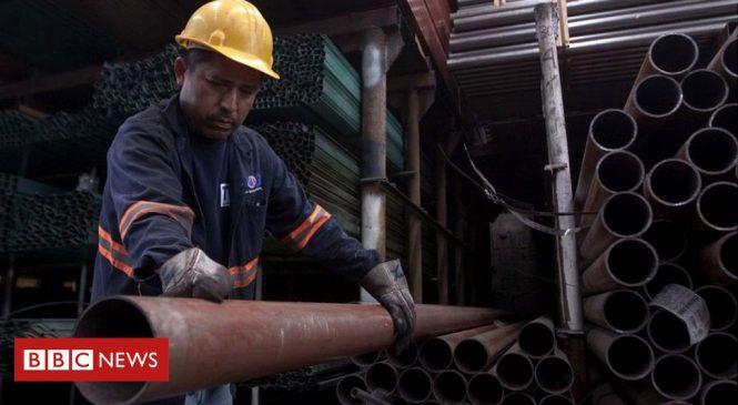 US lifts steel and aluminium tariffs on Canada