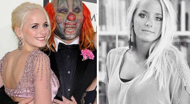 Slipknot's Shawn 'Clown' Crahan announces tragic death of daughter Gabrielle, 22