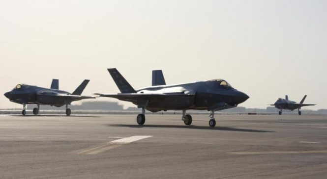 U.S. House subcommittee cuts F-35 spare parts request amid supply problems