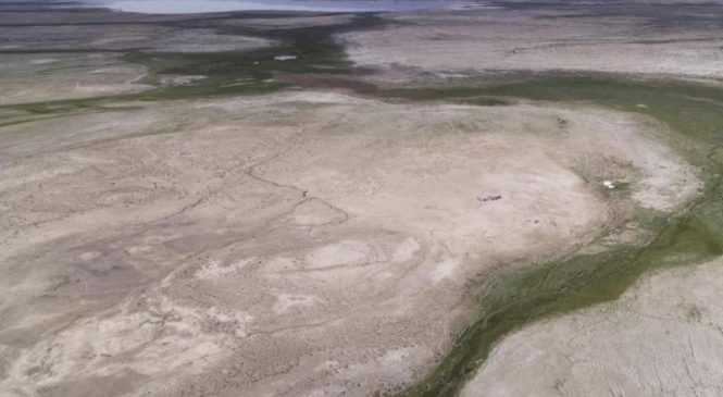 Early humans may have crossed Central Asian deserts during wetter conditions