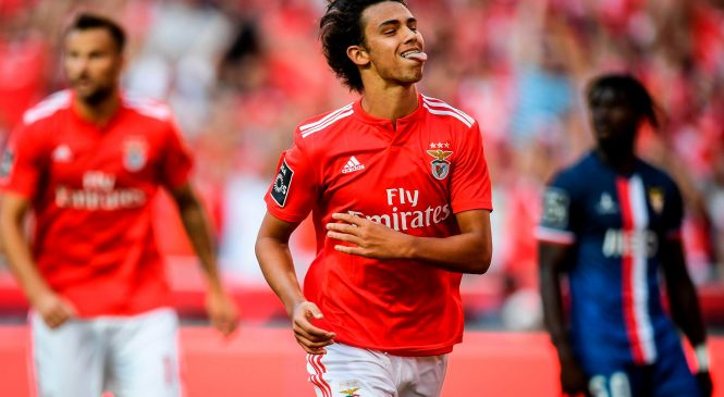 Joao Felix: How Benfica wonderkid could fit in at potential new clubs, including Manchester United, Wolves, West Ham, and PSG
