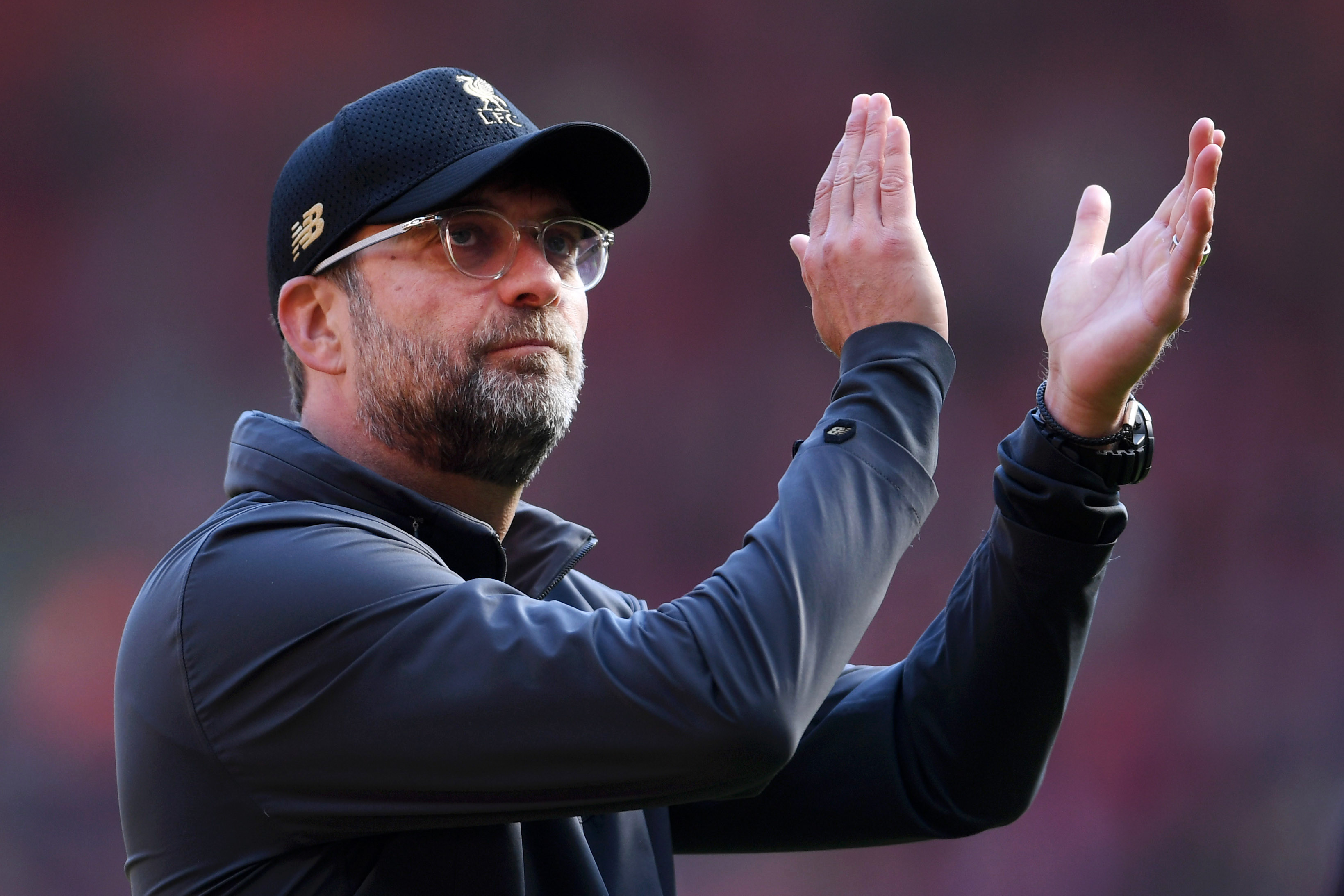 Klopp wants to guide Liverpool to Champions League success after missing out on the Premier League title