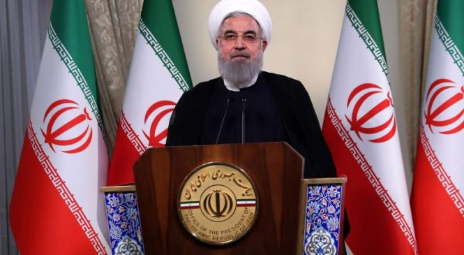 Iran announces partial withdrawal from nuclear deal