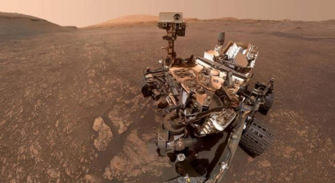 NASA's Curiosity rover locates a whole lot of clay on Mars