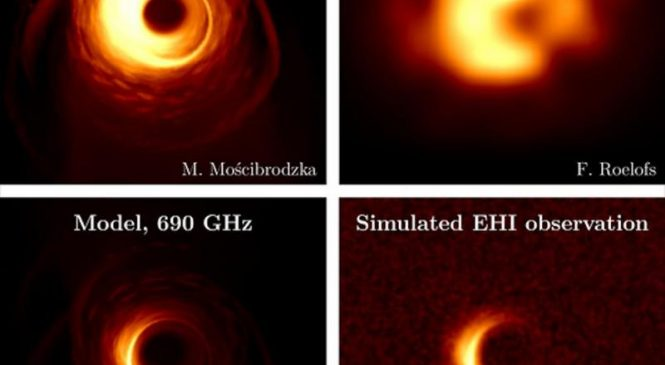 New telescopes to help astronomers acquire sharper black hole images