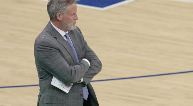 Philadelphia 76ers' Brett Brown to return as head coach next season