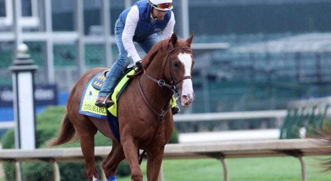 Preakness odds: Beaten Kentucky Derby favorite Improbable again made favorite
