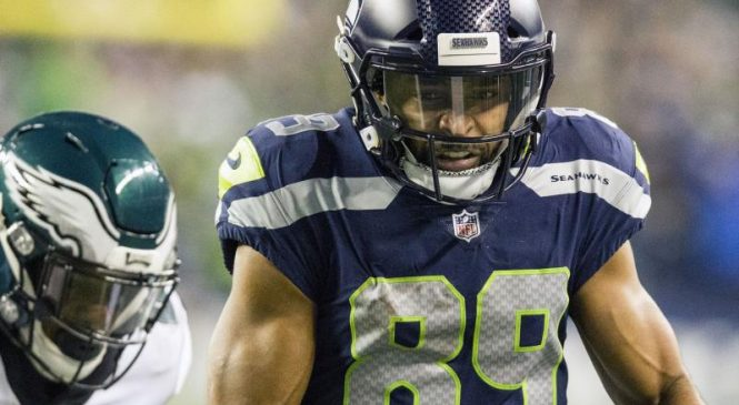 Seattle Seahawks release 'iconic players' Doug Baldwin, Kam Chancellor