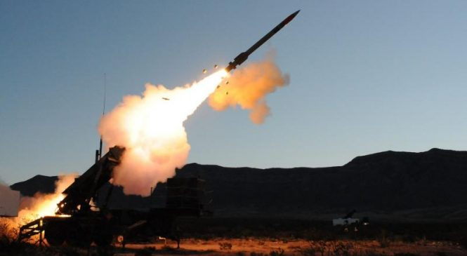State Department approves $2.7B Patriot system sale to UAE