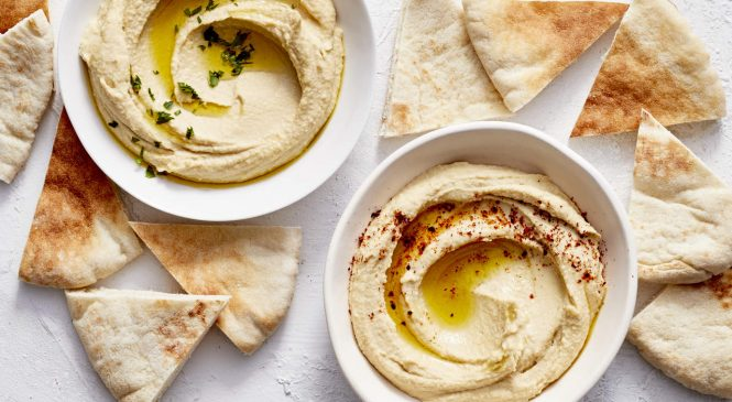 Is Hummus Healthy? Here's What a Nutritionist Wants You to Know