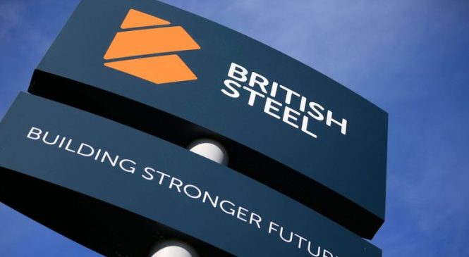 British Steel begs for taxpayer funds to avert collapse