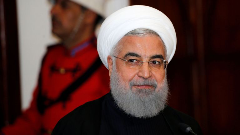 Hassan Rouhani has issued an ultimatum to the remaining world power of the 2015 nuclear deal