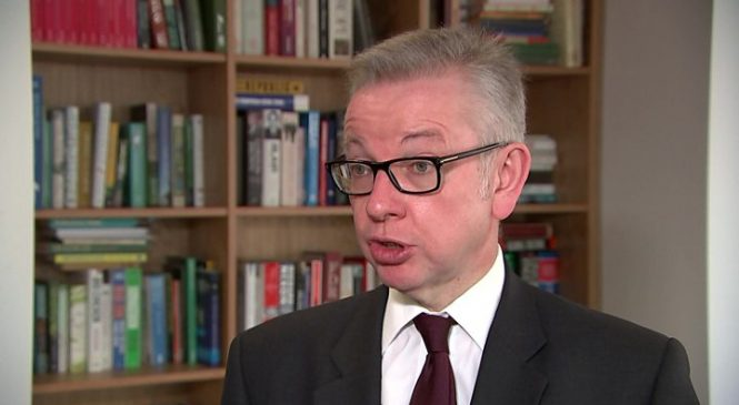 Extinction Rebellion: Activists say meeting with Michael Gove 'disappointing'