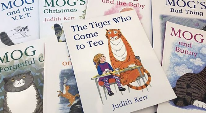 Tiger Who Came To Tea author Judith Kerr dies