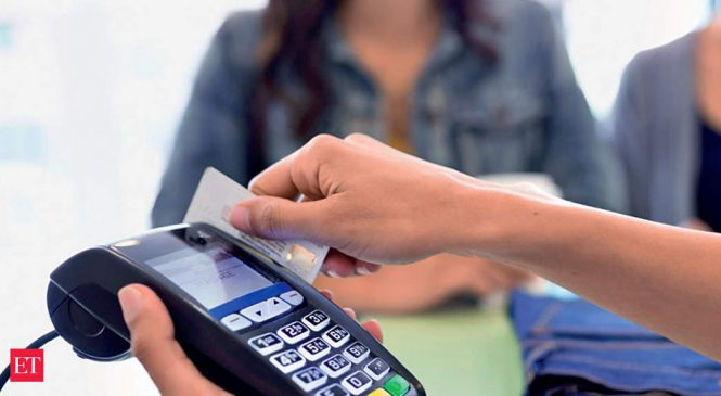 Debit card PoS swipes rise 27% as per RBI data