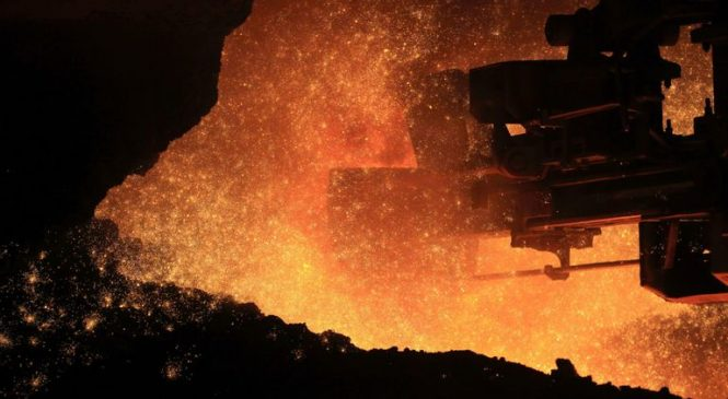 British Steel on the brink of collapse – with 25,000 jobs at risk