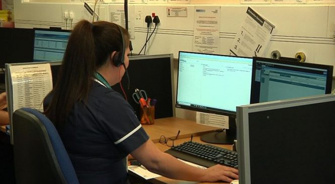 How smart technology is helping stretched NHS services