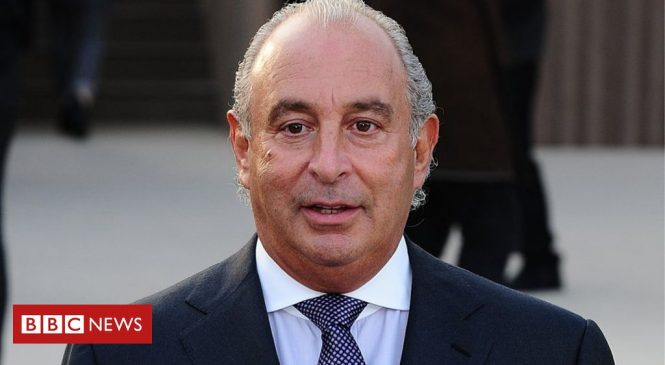 Philip Green wins key vote for rescue plan ahead of meeting