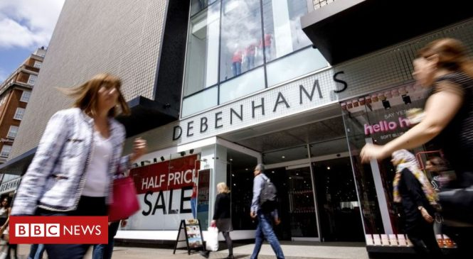 Mike Ashley's Sports Direct challenges Debenhams turnaround