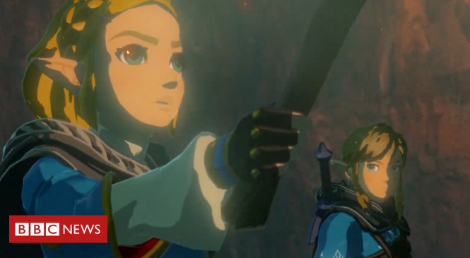 E3: Nintendo's Legend of Zelda sequel confirmed
