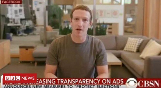 Tech Tent: Facebook's deepfake dilemma