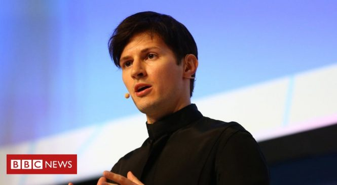 Telegram boss links cyber attack during HK protests to China