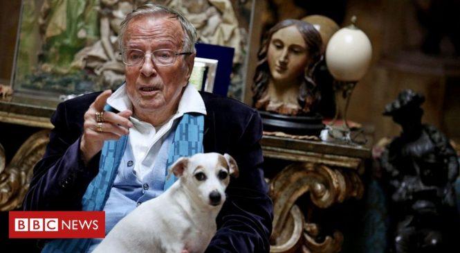 Italian film director Franco Zeffirelli dies at 96