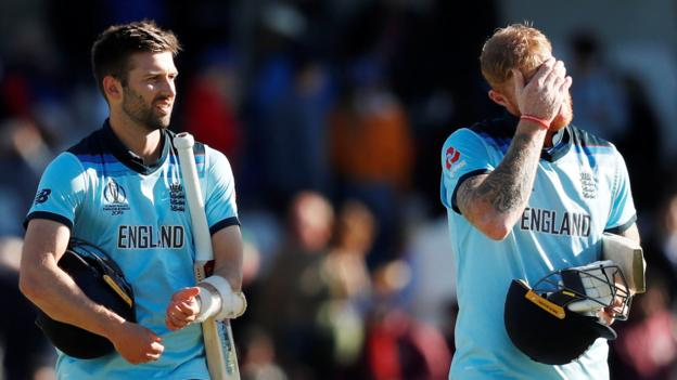 England suffer shock Cricket World Cup defeat against Sri Lanka