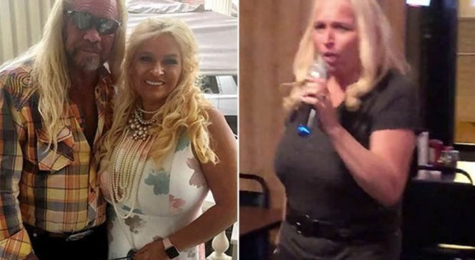 Dog the Bounty Hunter shares emotional video of Beth Chapman singing before she died