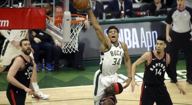 2019 NBA Awards: Bucks' Giannis Antetokounmpo named Most Valuable Player