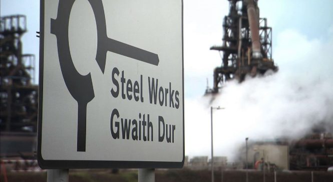 Steel pension fund in talks about £10.5bn buyout