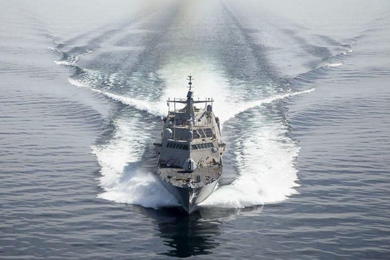 Future littoral combat ship Indianapolis completes acceptance trials