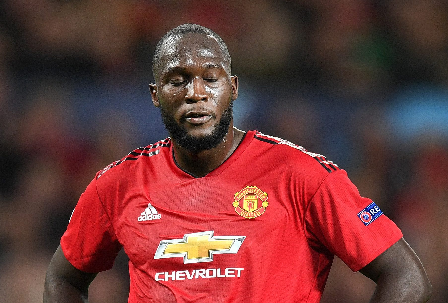 Romelu Lukaku will leave Old Trafford this summer, according to reports