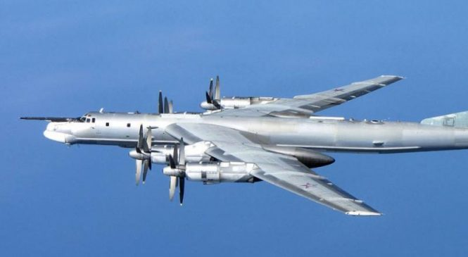 Japan scrambles jets to counter Russian bombers in its airspace