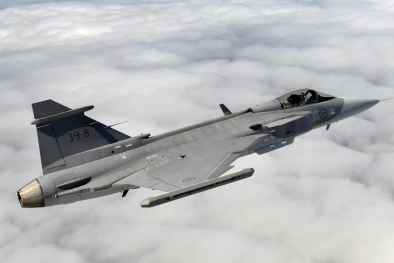 Saab offers GlobalEye system to Finland with Gripen aircraft proposal