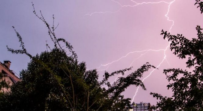 Study links lightning with gamma rays inside clouds