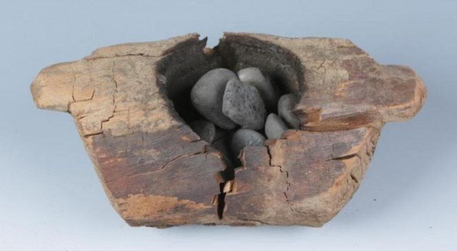 The people of Central Asia smoke marijuana during rituals 2,500 years ago