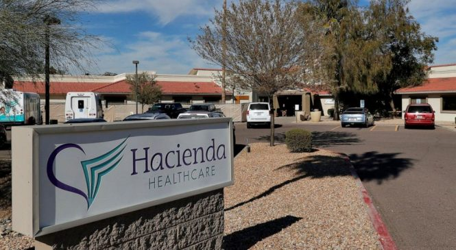 Phoenix facility where woman was raped losing Medicaid funds