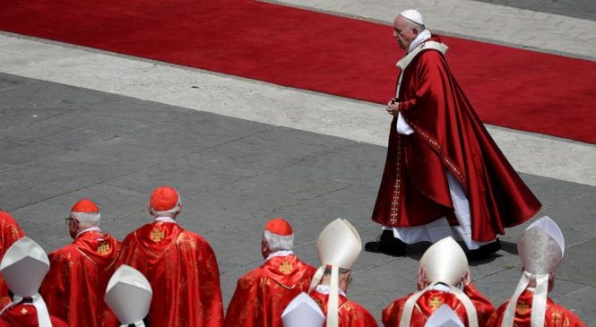 Pope Francis accepts resignation of Chilean auxiliary bishop