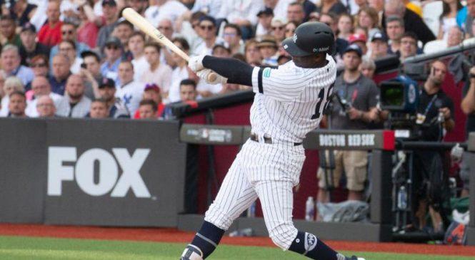 Watch: New York Yankees sweep Boston Red Sox in inaugural London Series