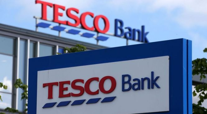 RBS eyes bid for £3.7bn Tesco Bank mortgage book