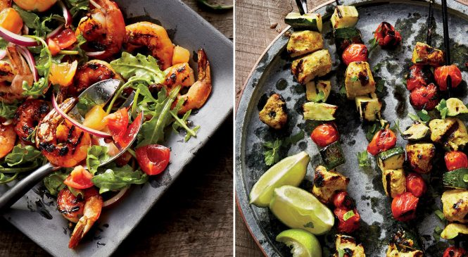 The Best Healthy Grilling Recipes to Try This Summer
