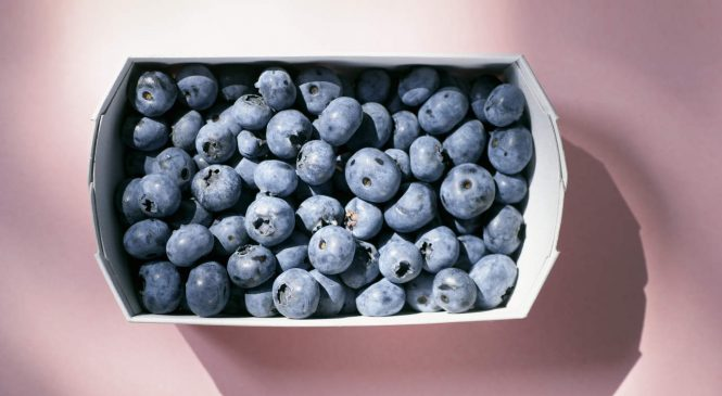 5 Reasons to Eat More Blueberries