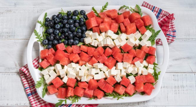 7 Keto Fourth of July Recipes That Are Red, White, and Blue