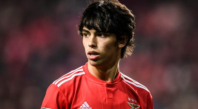 Joao Felix transfer: Benfica considering £112.9m offer from Atletico Madrid for Man United and Man City target