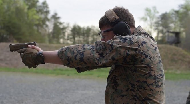Marines to start issuing Sig Sauer M18 as offical duty pistol in 2020