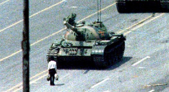 Vigil photos lead to WeChat lockout